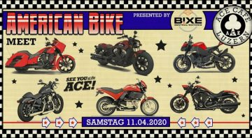 American Bike-Meet im ACE