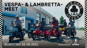 Vespa- & Lambretta-Meet im ACE