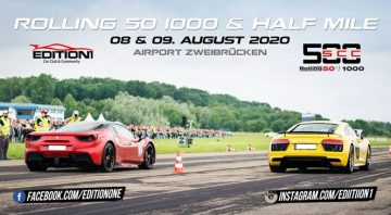 Rolling 50 1000 & Half Mile